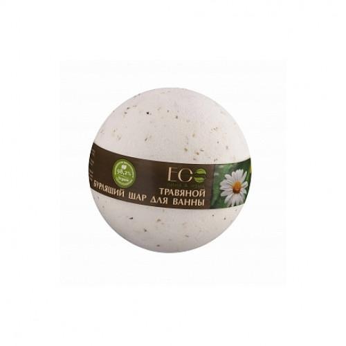 Бурлящий шар для ванны  БАЗИЛИК И ШАЛФЕЙ  EcoLab 220 гр